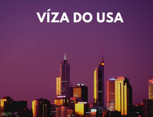 VÍZA DO USA